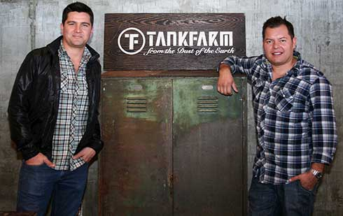 Tank Farm and Alpinestar Sale