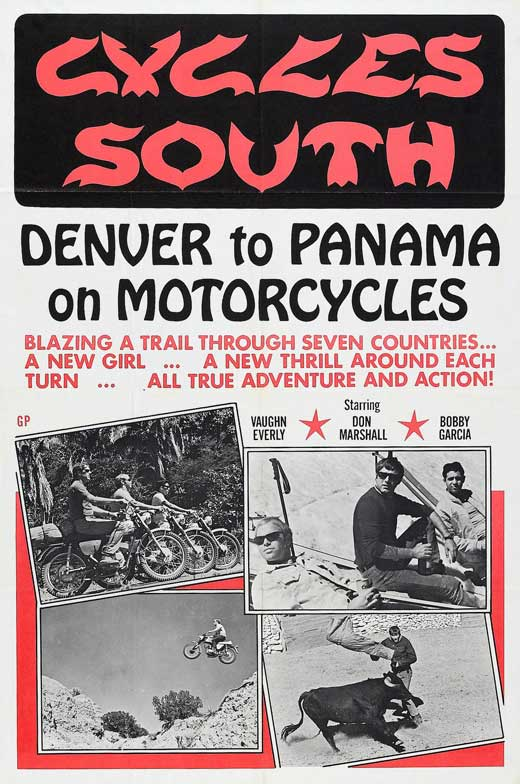 Cycles South (1971)