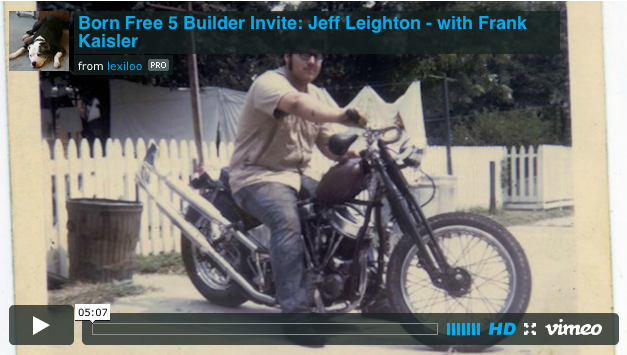 Born Free 5 Invited Builder Video Series: Jeff Leighton